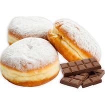 Пончик Маген-д с шоколадной начинкой