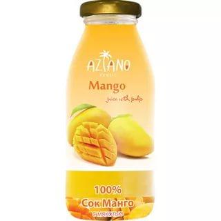 Сок Aziano манго с мякотью