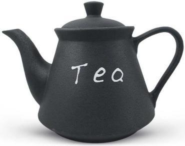 Чай Hyton Керамический чайник Этна черный