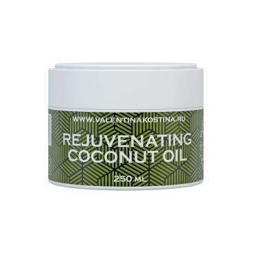 Кокосовое масло Valentina Kostina Amazing Cosmetics Rejuvenating Coconut oil