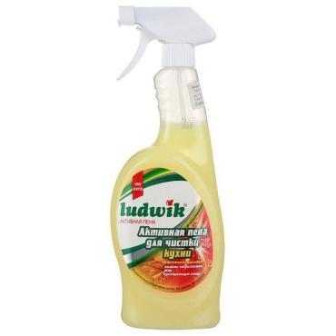 Чистящее средство Ludwik Активная пена для чистки кухни
