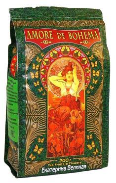 Чай черный Amore de Bohema Екатерина Великая