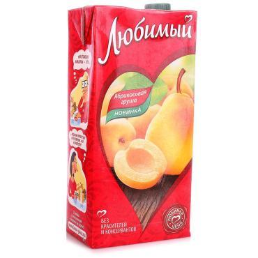 Сок Любимый абрикос