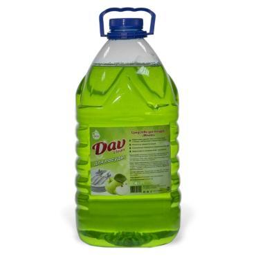 Жидкость для мытья посуды Dav clean Яблоко