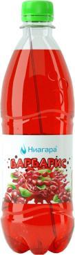 Напиток безалкогольный Барбарис Ниагара 1,5 л., Пластиковая бутылка