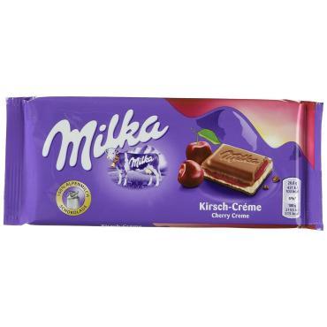 Шоколад Milka Cherry Cream 100 гр.