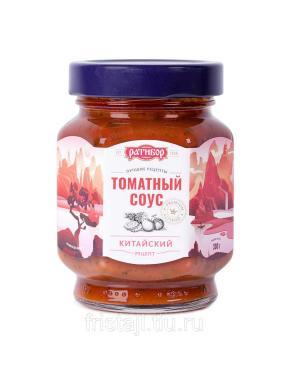 Соус томатный китайский Ратибор, 300 гр., стекло