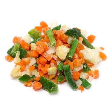 Овощи по-деревенски, весовые