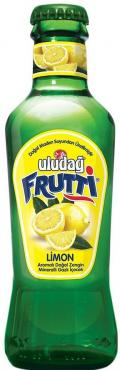 Лимон напиток среднегазированный Uludag Frutti, 200 мл., стекло