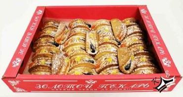 Печенье Золотой Пекарь Лукошко, 2 кг.