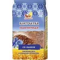 Клетчатка пшеничная Дивинка Семена льна, 150 гр., дой-пак