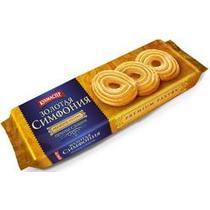 Печенье Золотая симфония, Кухмастер, 230 гр., флоу-пак