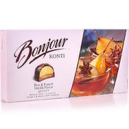 Десерт Bonjour Konti Со вкусом груши с французской ванилью