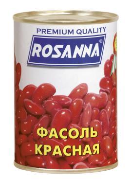Консерва овощная Rosanna фасоль красная