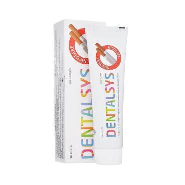 Зубная паста DC 2080 Dentalsys Nicotare для курящих