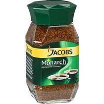 Кофе Jacobs Monarch сублимированный 190 гр