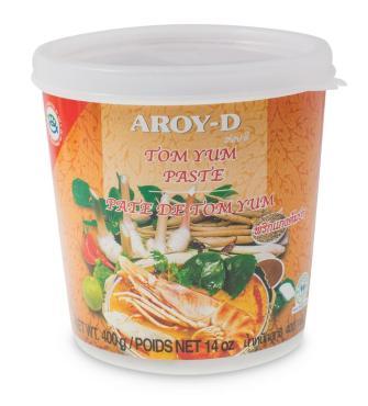 Паста Aroy-D Tom Yum кисло-сладкая, Тайланд