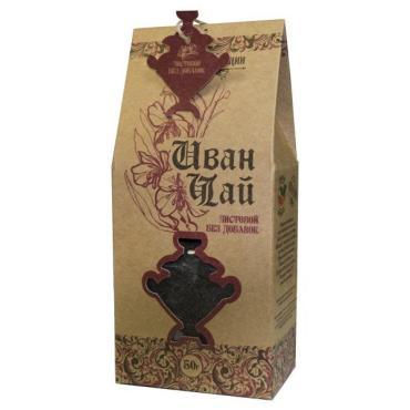 Чай Русские Традиции Иван-чай без добавок