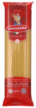 Спагетти Pasta Zara макароны