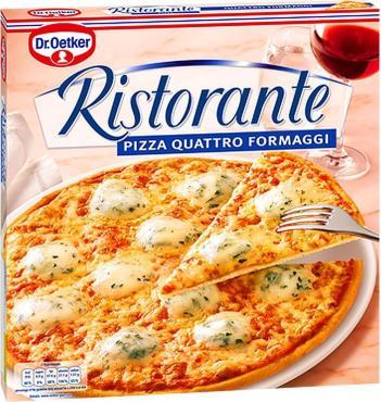 Пицца RISTORANTE 4 Сыра, DR.OETKER