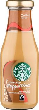 Напиток Starbucks Frappuccino Coffee молочный кофейный