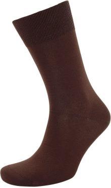 Носки мужские коричневые размер 27