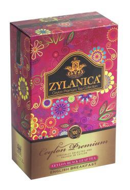 Чай Zylanica Ceylon Premium Collection English Breakfast черный
