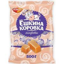 Конфеты Рот Фронт Ёшкина Коровка 500 г.