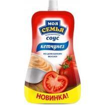 СОУС МОЯ СЕМЬЯ КЕТЧУНЕЗ 1/240