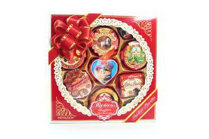 Конфеты шоколадные Reber Mozart Patrizier, 300 гр., Картонная коробка