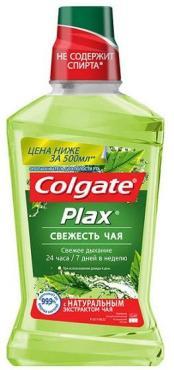 Ополаскиватель для рта Colgate Рlax Свежесть чая 500мл
