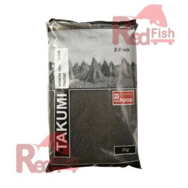 Семя кунжутное черное жареное  (1кг/уп)