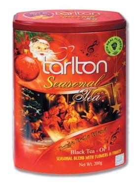 Чай черный Tarlton Jingle Bells