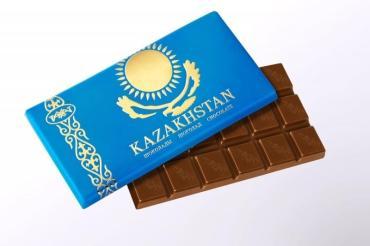 Шоколад Рахат Казахстанский