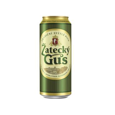 Пиво Zatecky Gus светлое 4,6%