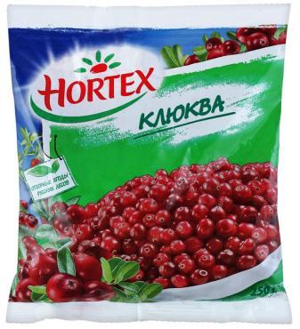 Клюква Hortex Замороженная