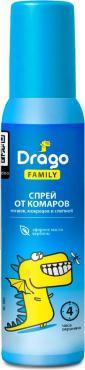 Средство от насекомых Drago Аэрозоль Family