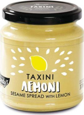 Кунжутная паста Кandy's Тахини с лимоном