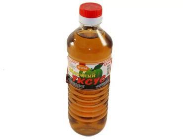 Уксус Егорьt Фабрика с ароматом яблоко 6%
