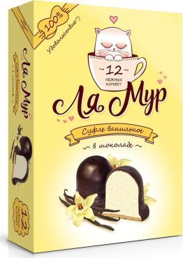 Суфле в шоколаде, Ля Мур, 230 гр., картон