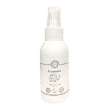 Термальная вода спрей для лица и тела Inseense детская, 100 мл., пластиковый флакон с дозатором