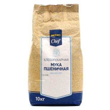 Мука Metro Chef Пшеничная высшего сорта