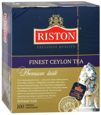 Чай Riston Premium Taste Finest Ceylon