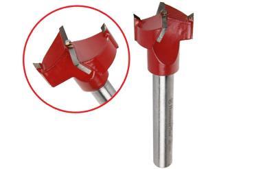 Сверло 202-238 HQ DR WD FR 35 мм.,*90 мм., дерево, Форстнера, Hammer Flex, 100 гр., блистер
