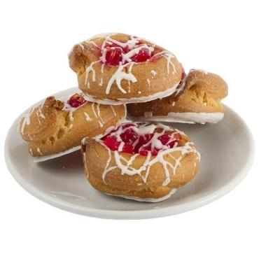 Печенье АННИ Мишель с клубникой, 2 кг.