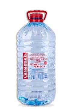 Вода Семерикъ негазированная
