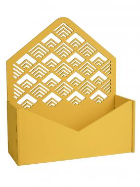 Подарочная упаковка-конверт с узором, ПУ322-02-1616, Канышевы Ёлочка, 125 гр., картонная коробка