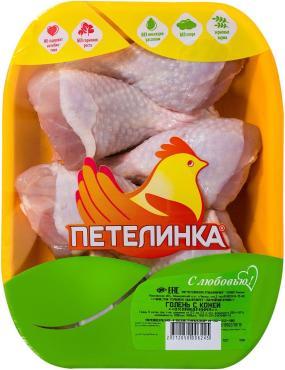 Голень цыпленка-бройлера Петелинка охлажденная