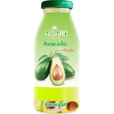 Нектар Aziano Авокадо с мякотью