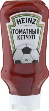 Кетчуп Heinz Томатный Premium перевертыш